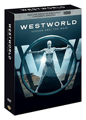Westworld Stagione Uno: Il Labirinto (3 DVD)