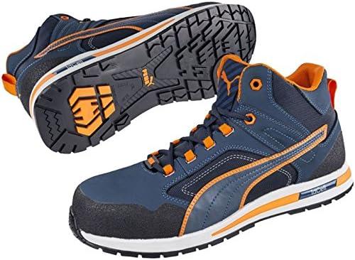 Puma – Zapatos de seguridad Crossfit Mid S3 HRO SRC