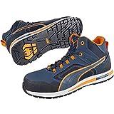 Puma CrossTwist Mid S3 633140, Farbe:Blau, Schuhgröße:40 (UK 6.5)