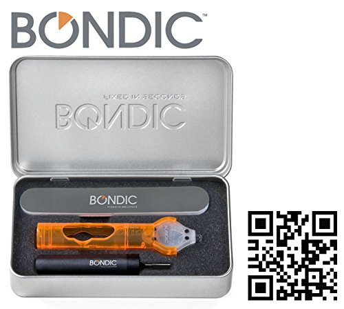 Preisvergleich Produktbild Bondic® Starter Set - DAS ORIGINAL - UV-Reparatursystem mit Flüssigkunststoff - kleben, fixieren, modellieren, reparieren
