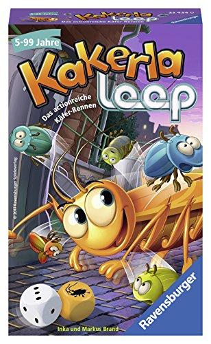 Preisvergleich Produktbild Ravensburger 23424 - Kakerlaloop Kinderspiel