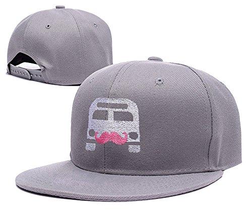 Sianda MARKIPLIER Swag Logo ricamato cappello Cappellino Snapback, Uomo, Grey Hat, Taglia unica