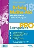 Erfolg im Mathe-Abi 2018 NRW Lernpaket 'Pro' Grund- und Leistungskurs: mit der Original Mathe-Mind-Map