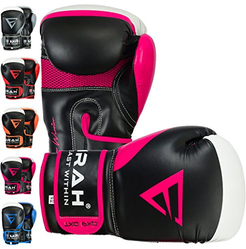 EMRAH-Charged-V-2-Boxing-Gloves-Muay-Thai-Training-Maya-Hide-Leather-Sparring-Punching-Bag-Mitts-kickboxing-Fighting