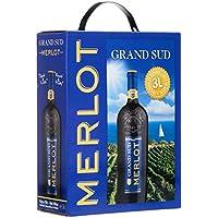 Grand Sud Bag in Box Merlot  Trocken (1 x 3 l)