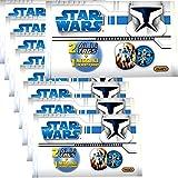 9 Stück Wundertüte Star Wars Clone Wars Halskette Armband Alu Tag Plaketten Mitgebsel