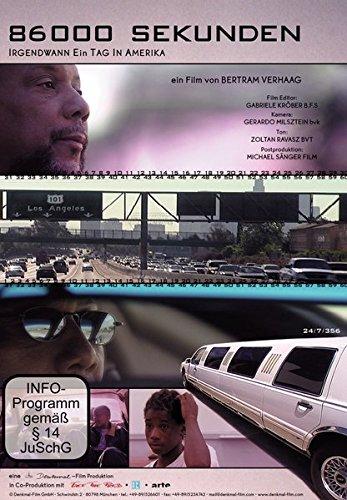 86000 Sekunden - Irgendwann ein Tag in Amerika: Dokumentarfilm 95 min