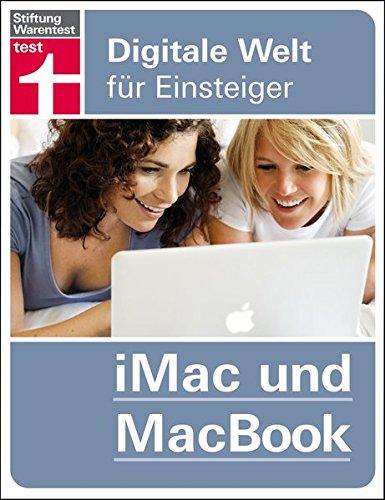 iMac und MacBook: Digitale Welt für Einsteiger (Apple Imac Os X Yosemite)