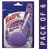 Hygienic Toilet Rim Block, Lavender, 26 g (Pack of 6)