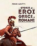 Scarica Libro Storie di eroi greci e romani (PDF,EPUB,MOBI) Online Italiano Gratis