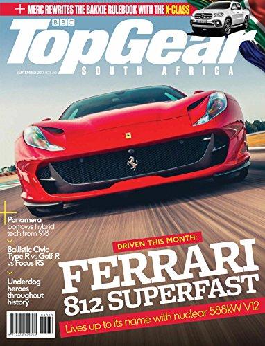 Top Gear: Ferrari 812 Superefast (English Edition)