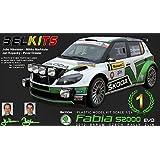 1/24 Campana kit No.4 Skoda Fabia S2000 EVO