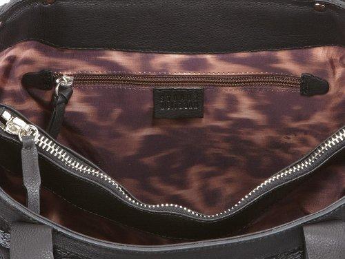 Stuart Weitzman Banner, sacs bandoulière Noir - Schwarz/black lacquered