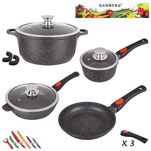 Kamberg - 0008166 - Set Lot Batt...