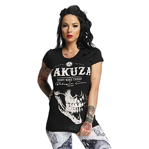 Yakuza Original Damen Daily Skull T-Shirt