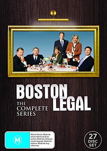 Boston Legal - The Complete Series