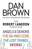Dan Brown's Robert Langdon Series: Ebook Bundle