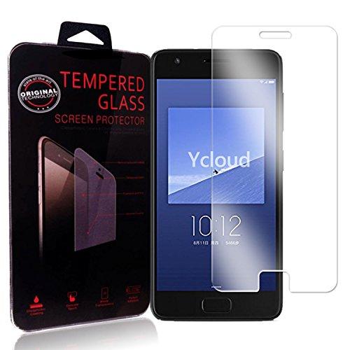 Ycloud Panzerglas Folie Schutzfolie Displayschutzfolie für ZUK Z2 (5.0 Zoll) screen protector mit Härtegrad 9H, 0,26mm Ultra-Dünn, Abgerundete Kanten