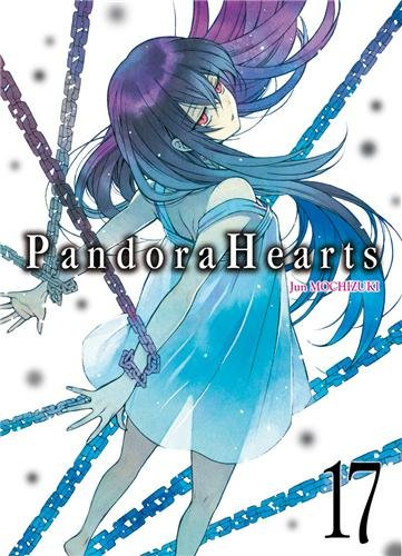 Pandora Hearts Edition simple Tome 17