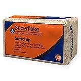 Snowflake Softchip Horse Bedding Bale Approximately 20 Killograms