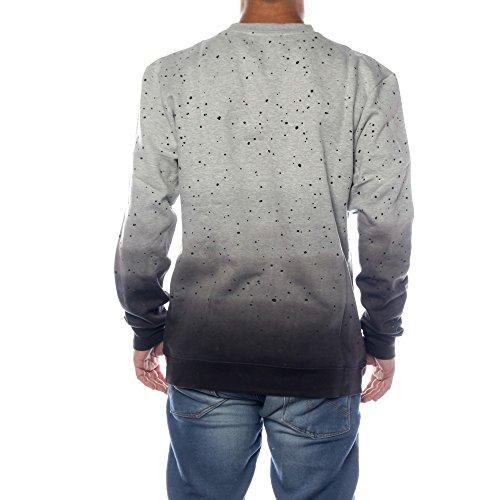 CNF WEAR Herren Sweatshirt grau grau Grau