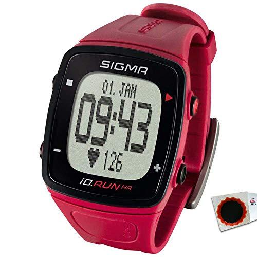 Sigma Running-Computer ID.Run HR Herzfrequenz am Handgelenk Rouge Fahrrad