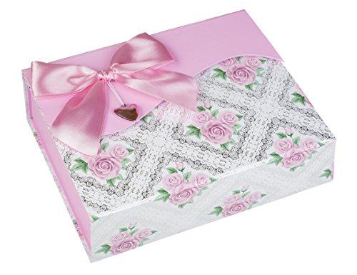Idena 31047 - Geschenkbox Rosen