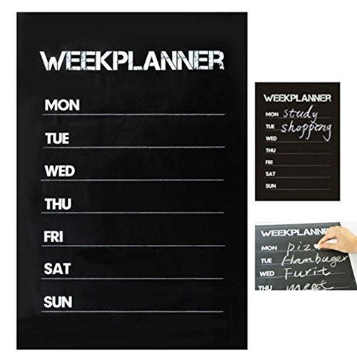 Brussels08 Calendario semanal para pizarra
