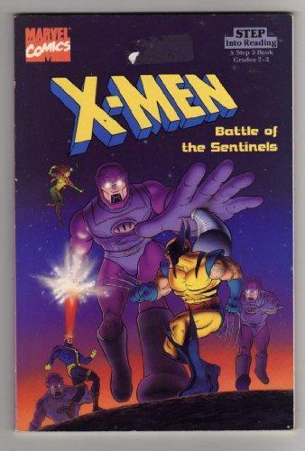 X-Men Battle of the Sentinels