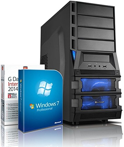 Shinobee Ultra i7 Gaming-PC i7 4790K, GeForce GTX980, 256 GD SSD, 2TB HDD , 16 GB RAM