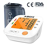 Blood Pressure Monitor, Upper Arm Blood Pressure Monitor for Home Use with Large