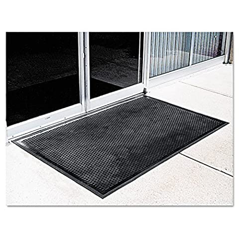 Crown-Tred TD 0035BK Entrance Mat by Touch Crown