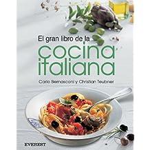 El Gran Libro de la Cocina Italiana (Gran gourmet)