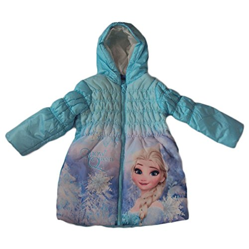 Frozen -  giacca  - parka - ragazza hellblau 104 cm
