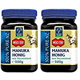 Manuka Health Manuka Honig Doppelpack (2x MGO 550+ 500g)