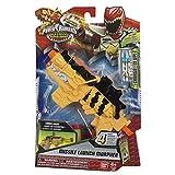 Power Rangers : Dino Super Charge – Morpher Lance Missiles – Blaster avec 4 Flechettes et Charger