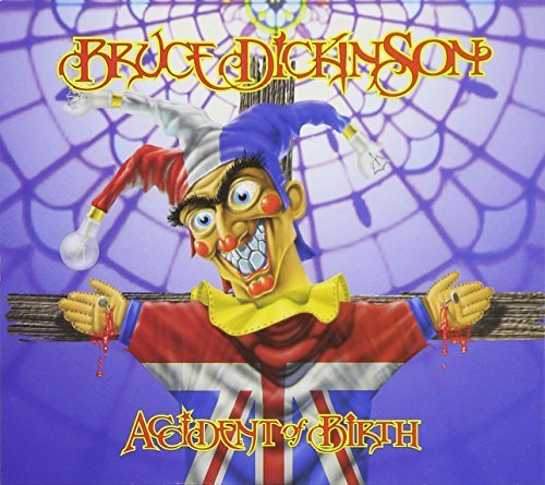 Accident Of Birth (Expanded Edition) [2 CD] by Bruce Dickinson (2005-06-21)