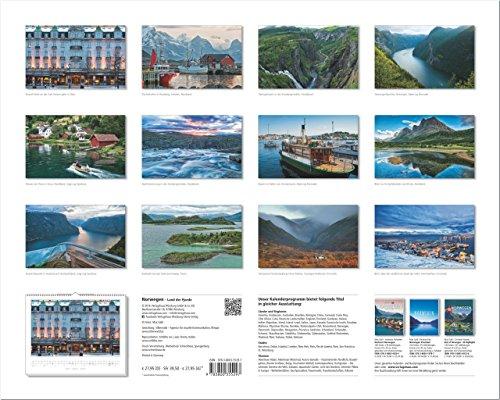 NORWEGEN - Land der Fjorde - Original Stürtz-Kalender 2017 - Großformat-Kalender 60 x 48 cm: Alle Infos bei Amazon