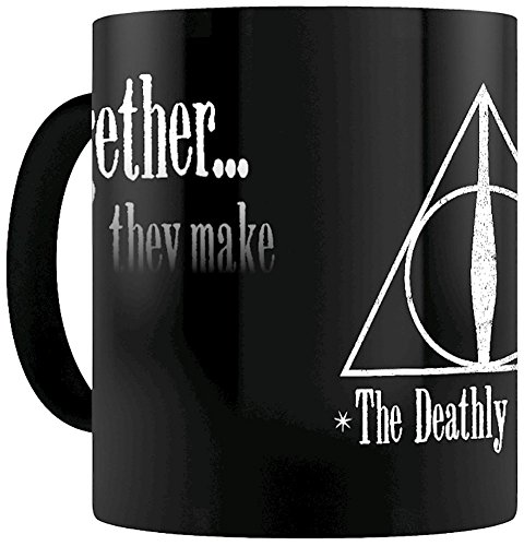 GB Eye LTD, Harry Potter, Deathly Hallows, Taza Mágica cambiante de c