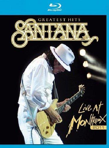 Santana Greatest Hits Live At Montreux 2011 [Blu-ray] [UK Import] Preisvergleich