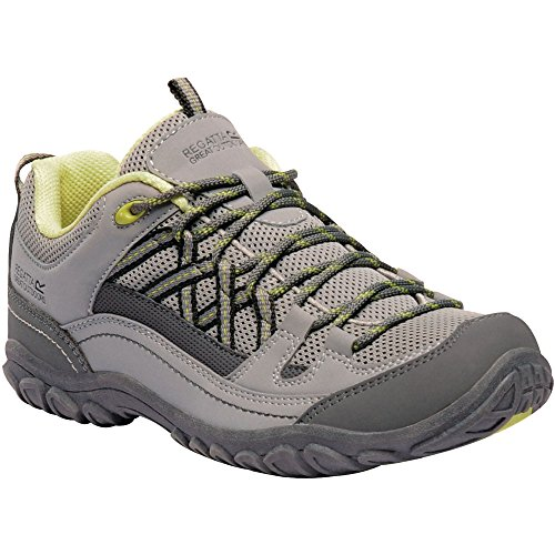 Regatta Lady Edgepoint II Hiking Boot, Zapatillas de Senderismo para Mujer, Gris...