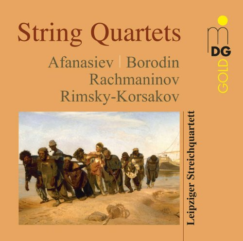 Russische Streichquartette