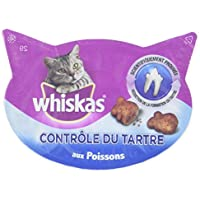 Whiskas, Dulces para gatos, caja de 40 gr,Pack de 8