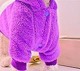 PAWZ Road Hundepullover Hoodie Mantel im Schaf – Design in 5 Farben erhältlich - 6
