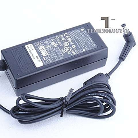 GENUINE ORIGINAL 65W DELTA BRAND AC LAPTOP ADAPTER FOR TOSHIBA SATELLITE C55 Series C55-A-1U3 C50-B-17R C650 C650D C660 C660D C670 C850 C855 C870 TOSHIBA SATELLITE C55D-A-15H L650 L650D L655 L655D L670 L670D L730 PA3714E-1ACA ADP-65JH DBX 100% ORIGINAL DELTA TOSHIBA CHARGER Compatible with P/Ns: PA-1700-02 PA3467E-1AC3 PA3467U-1ACA SADP-65KB PA-1650-01 PA-1650-02 19V 3.42A 5.5*2.5MM PIN SIZE BATTERY POWER SUPPLY UNIT PSU WITH FREE UK MAINS CABLE CORD LEAD INCLUDED BY LAPTOP-ADAPTER