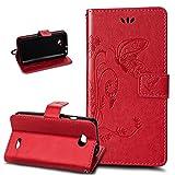 LG L90 Hülle,LG L90 Case,LG L90 Leder Wallet Tasche