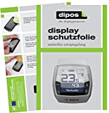 dipos I 3X Schutzfolie matt passend für Bosch Intuvia Active Line Folie Displayschutzfolie
