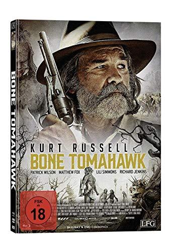 Bone Tomahawk - Mediabook - Cover E - Limited Edition auf 150 Stück  (+ DVD) [Blu-ray]