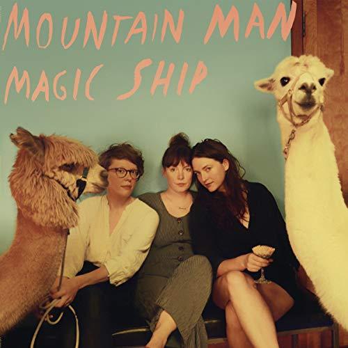 Magic Ship (Lp+Mp3,Transparent) [Vinyl LP]