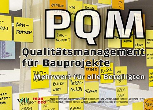 PQM - Qualitätsmanagement: Mehrwert für alle Beteiligten